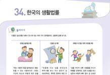 Dịch KIIP lớp 5 bài 34 한국의 생활법률